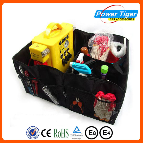Collapsible trunk car auto truck organizer