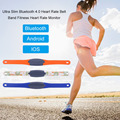 Outdoor Ultra Slim Bluetooth 4 0 Heart Rate Belt Band Support For Android For IOS Systems