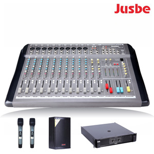 JB-L16 Pro audio sound system 16 channel dj controller mixer
