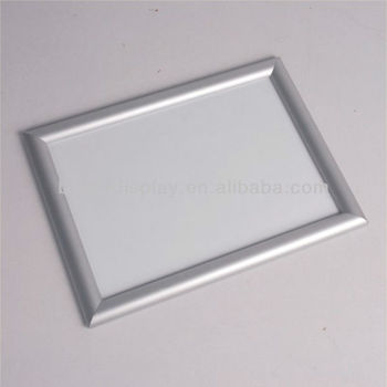 wall mount snap poster aluminum frame size a0 a1 a2 a3 a4 etc for advertising from