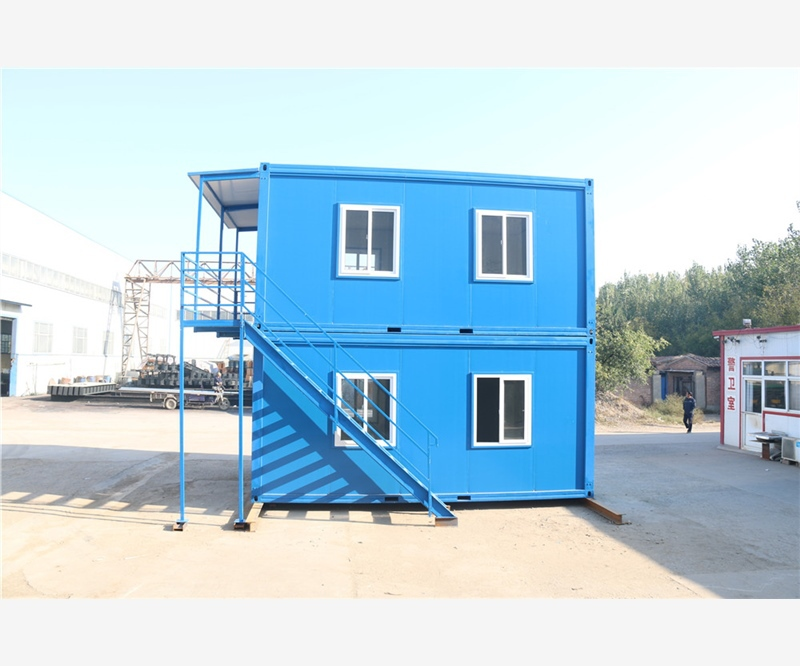 Economic easy assembly/flexible design/stable prefab container cabin