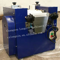 Longxin ceramic rolls three roll muller