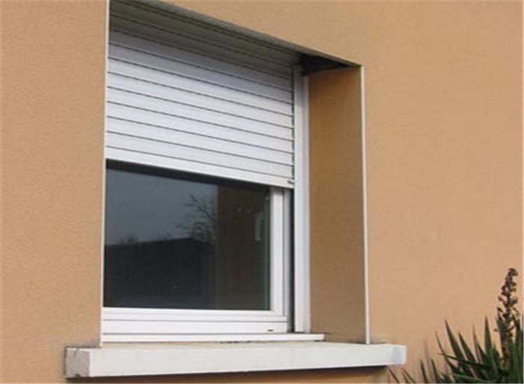 Roll Down Shutter Roller Exterior Window Fuyang