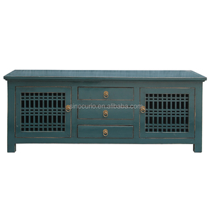 Chinese Antique Furniture Design Classic TV display wooden Cabinet