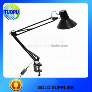 China cheap light Metal Clamp plastic Lamps clip small adjustable metal clips