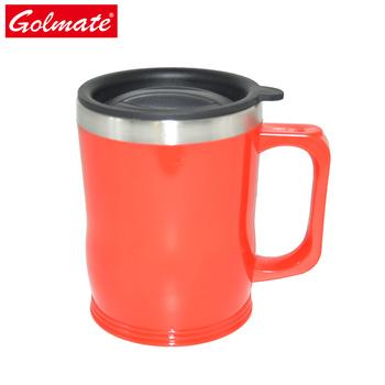 Mug Handle Buy Product With stainless Plastic Ss Mug bpa Travel On 400ml Mug Steel Cups Free Inner CBodxre