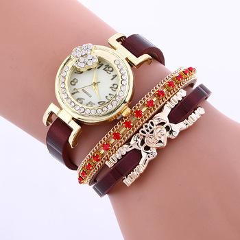 Women Luxury Band Bracelet Quartz Watch