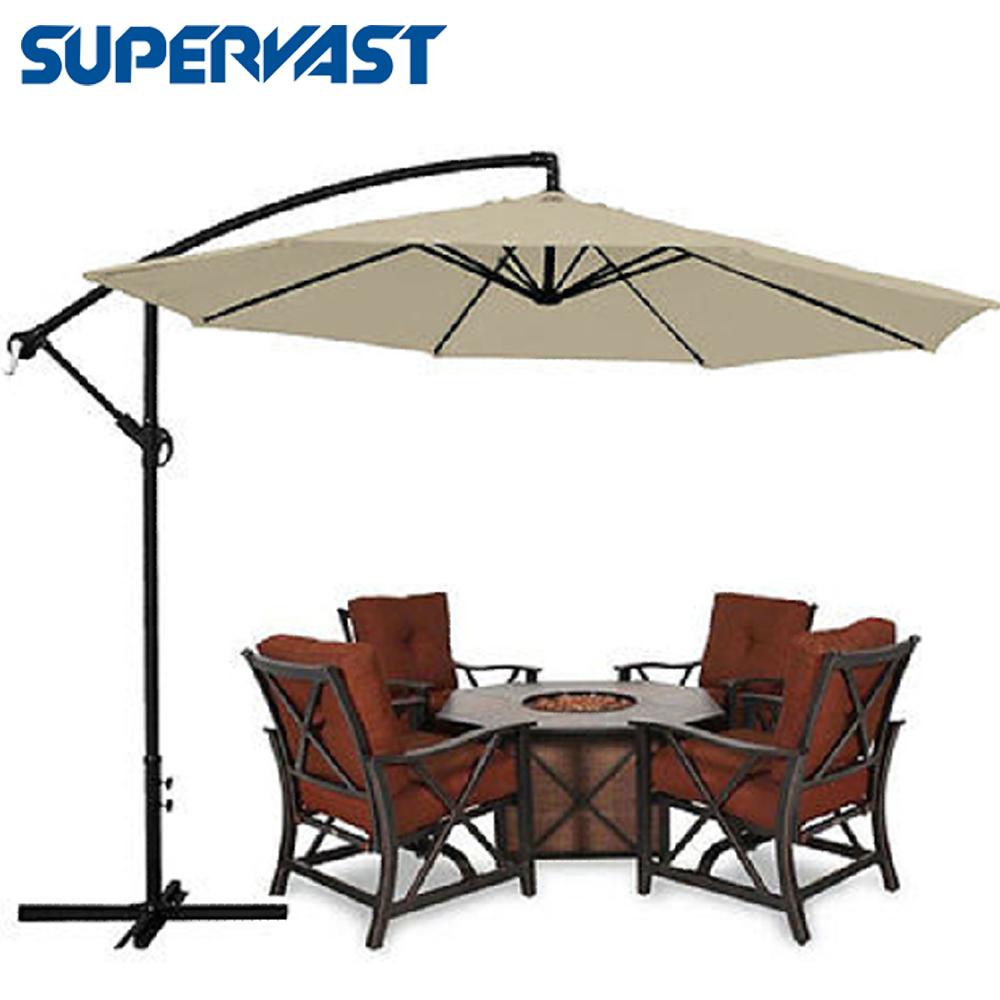 3m Outdoor Banana Cantilever Umbrella Parts