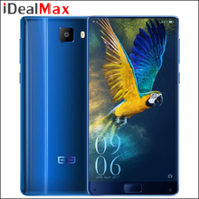 "Original Elephone S8 Cell Phone MTK Helio X25 Deca Core 4GB RAM 64GB ROM 6.0"" 2K Display Full Screen 2560*1440 Camera 21.0MP"