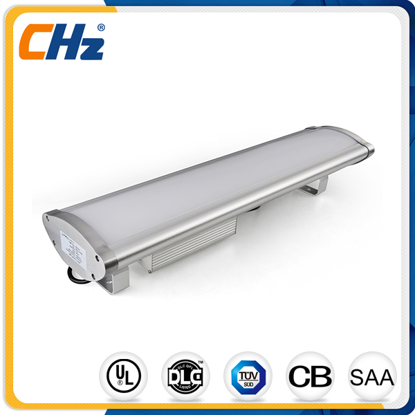 LED linear energe saving longlifespan motion activated security highbay light