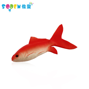 PU simulated fish Squishy Slow Rising Stress Relief Scented Toy Gift For Kid