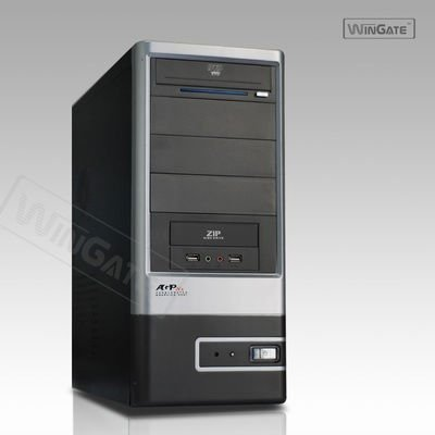 WINGATE wks-2036 400W 20+4pin ATX Mid Tower Case