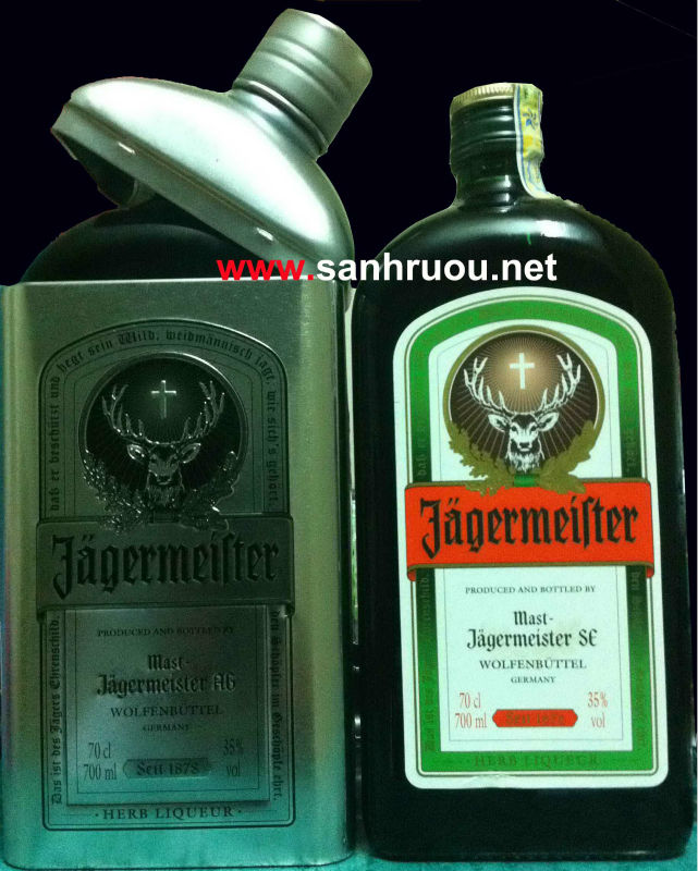 Ruou jagermeister