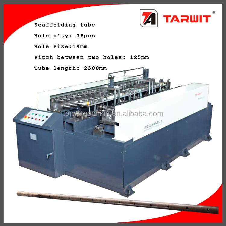Multi Spindle Drilling Machine For Scaffolding Industry - Buy Multi Spindle  Drilling Machine,Multi Spindle Drilling Machine,Drilling Machine Product