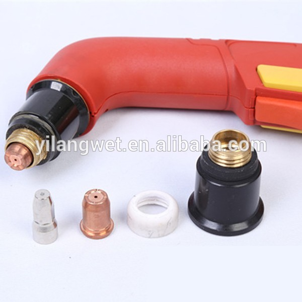 Hot selling Non-contaction handhold air plasma cutting torch S75