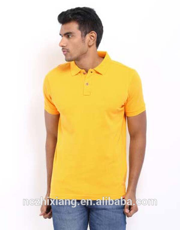 men's slim fit brushed cotton polo shirts