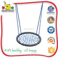 Outdoor Baby Round Single Swing Chair