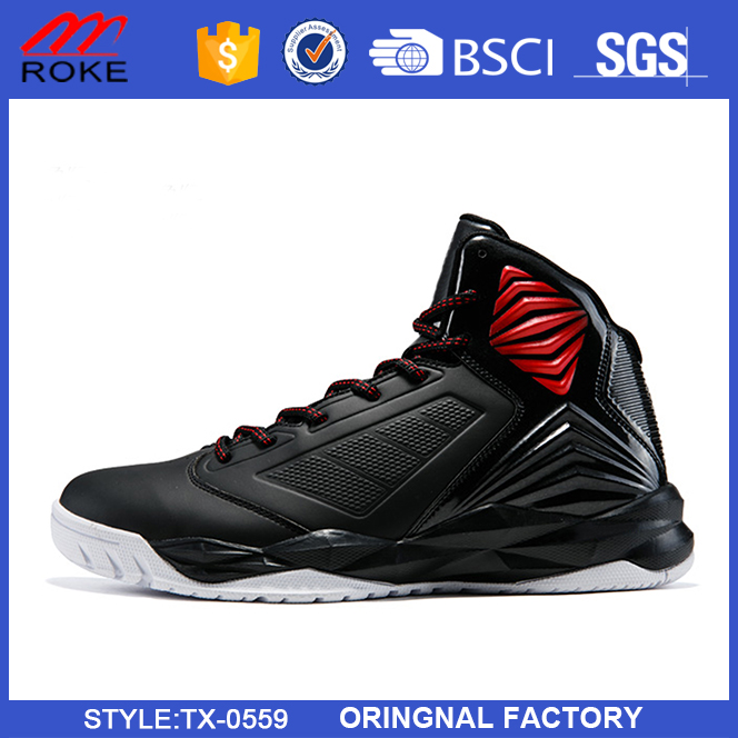 Good Quality Men's Sports Perfomance Basketball Shoes