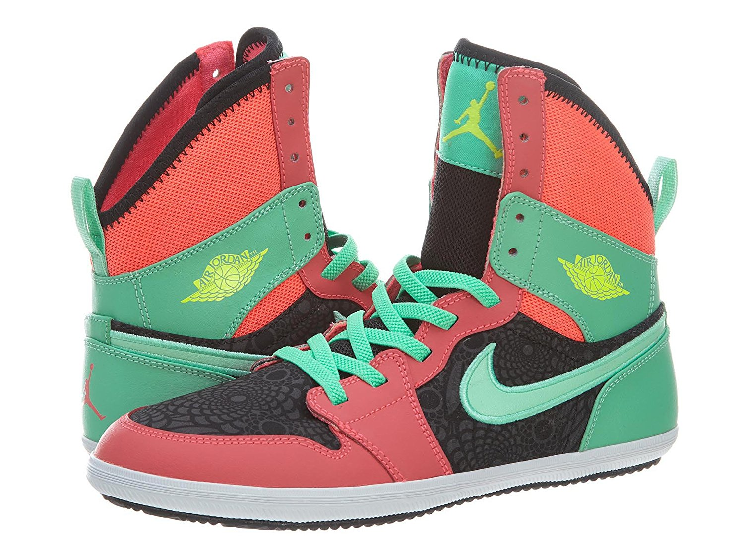nike air jordan 1 skinny high (GS) hi top trainers sneakers 602656 633 shoes fa084e1566d4