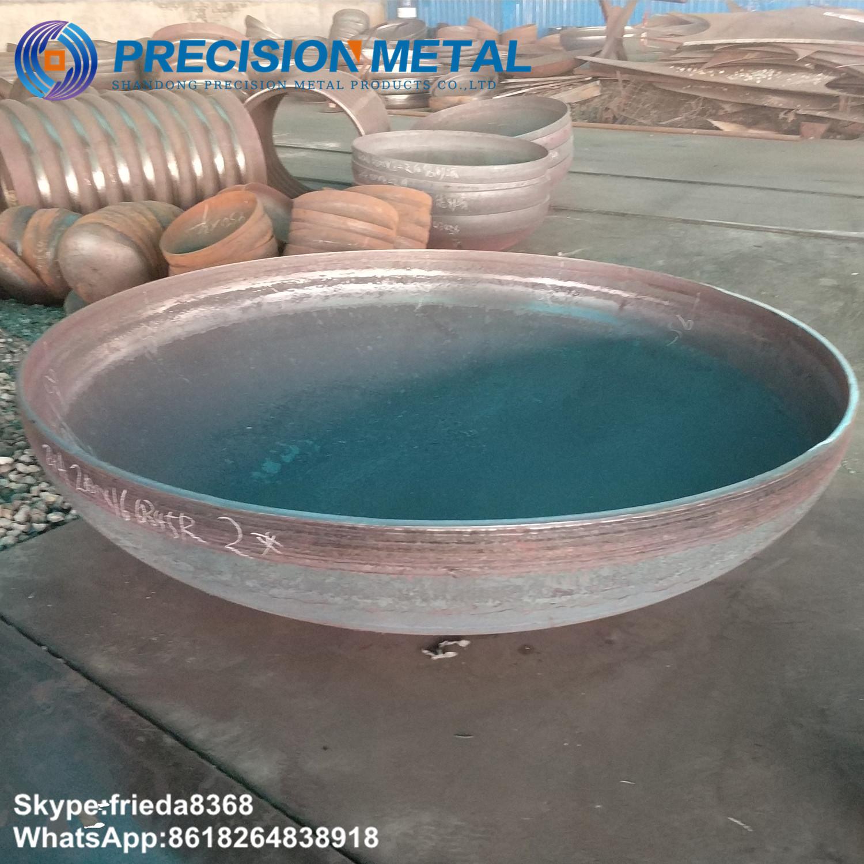 carbon steel tank head (1)