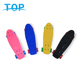 Top quality new style retro fish cruiser skateboard cheap plastic skateboard