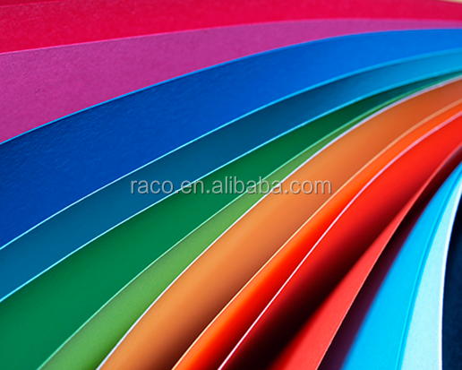 a4 size 180grams color paper cardboard cartulina