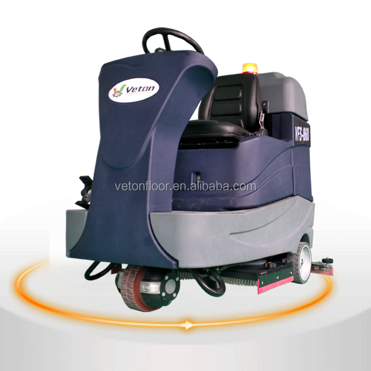 Vfs 860 Walk Behind Floor Scrubber Cleaner Machine For Concrete Terrazzo Tile Stone Floors Buy Walk Behind Floor Scrubber Cleaner Concrete Terrazzo