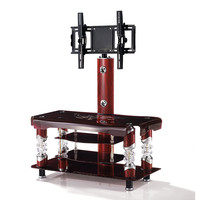 360 Degrees Swiveling Plasma Floor TV Stand Led/LCD TV Cabinet Wall General Use For Living Room Furniture Wholesale Cheap