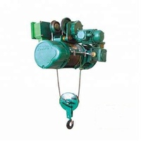 0.5T-10T BCD Model Explosion Proof Electric Wire Rope Hoist