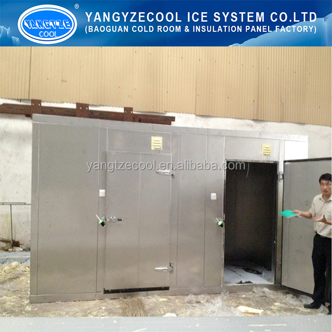 stainless steel 304 in malaysia Cold Room 20ft freeze meat made in china cold room storage