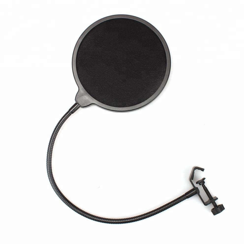 Hot sale peralatan Studio Mikrofon mikrofon rekaman mikrofon pop filter