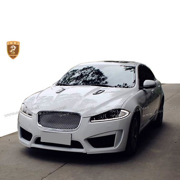 for jaguar extreme body kits for xf to xfr car part tuning. Black Bedroom Furniture Sets. Home Design Ideas