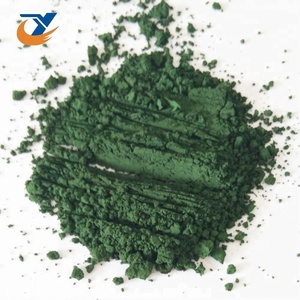 Ceramic Pigment Paint Application Of Chrome Oxide Green Made In China