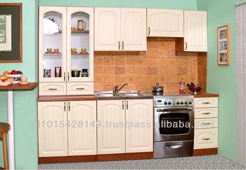 Europese Keuken Modellen : Retro 2.40m keuken kasten set gemaakt in polen veel modellen buy