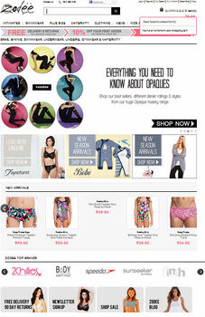 Sexy photo website