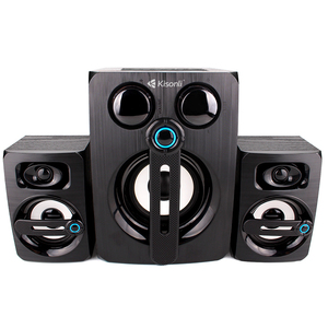 Best Selling 2.1 Multimedia Speaker System Home/computer Speaker System Wireless Speaker