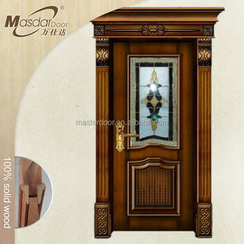 Safety Wooden Main Door Designs And Window Buy Safety