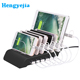 Quality Chinese Products Mobile Charger Station Desktop Charging Station Stand 8 Usb Port Docking Station