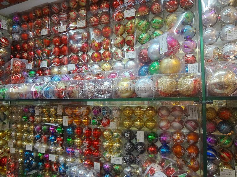 Red Printing Wholesale Shatterproof Christmas Ball Ornaments - Buy Wholesale Shatterproof ...