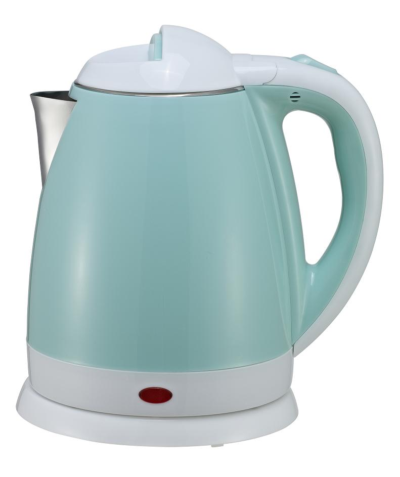 wholesale promotion stainless steel kitchen home appliance cordless electric glass kettle