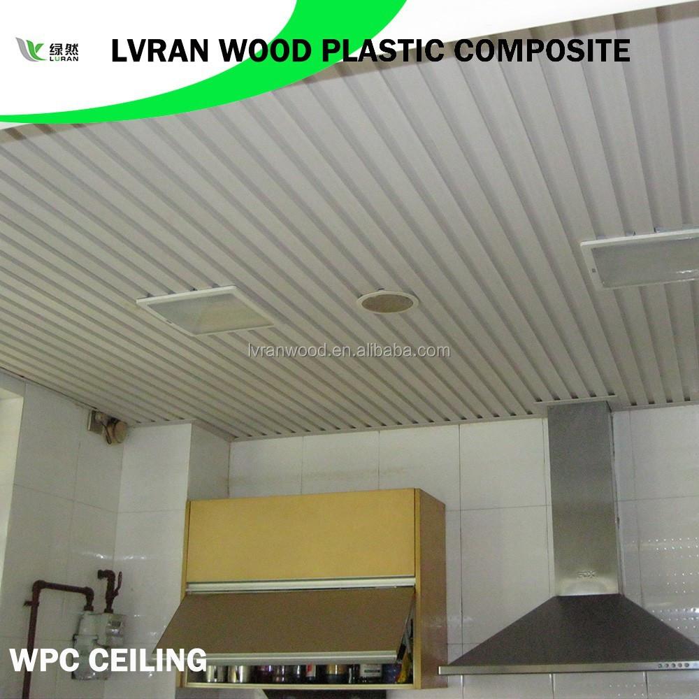 Plastic bathroom ceiling cladding - Pvc Ceiling