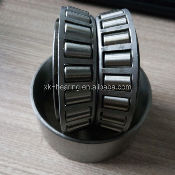 Taper Structure and Single Row Number of Row taper roller bearing LM603049/LM603011