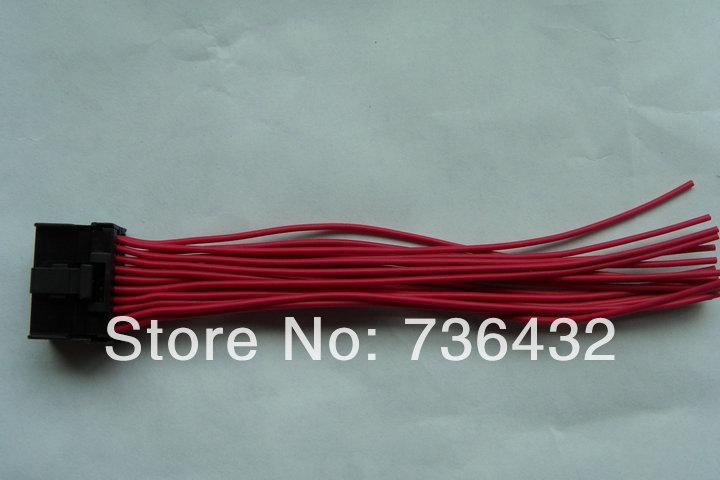 online buy whole excavator wiring harness from excavator daewoo 225 7 display plug doosan excavator accessories wire harness