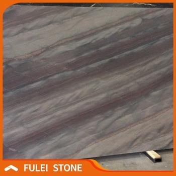 Polished Elegant Brown Copper Dune Granite Quartzite