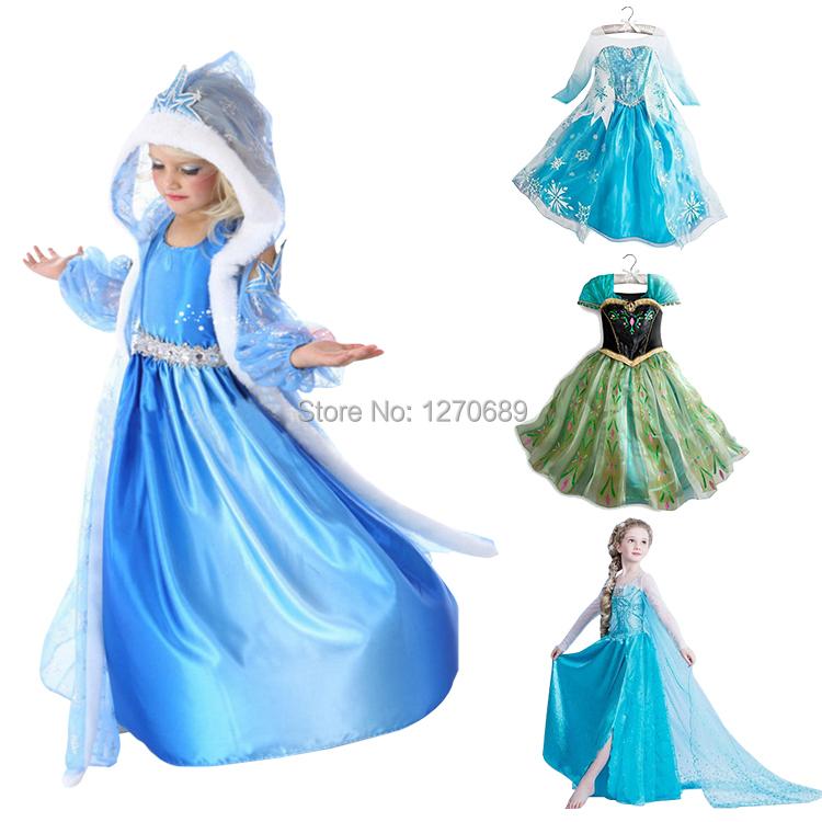 Get Quotations · Kids Halloween Costumes For Girls Elsa Snow Queen Dress Sofia Princess Dress Cheap Children Clothes Children  sc 1 st  Alibaba & Cheap Sofia Costumes find Sofia Costumes deals on line at Alibaba.com