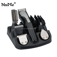 12 in 1 Lithium Cord Or Cordless Long Operation Personal Care Groomer Direct Drive From Face to Body Professional Grooming Kit