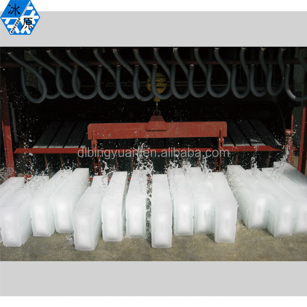 Low Cost Block Ice making Factory For Seafood Industry