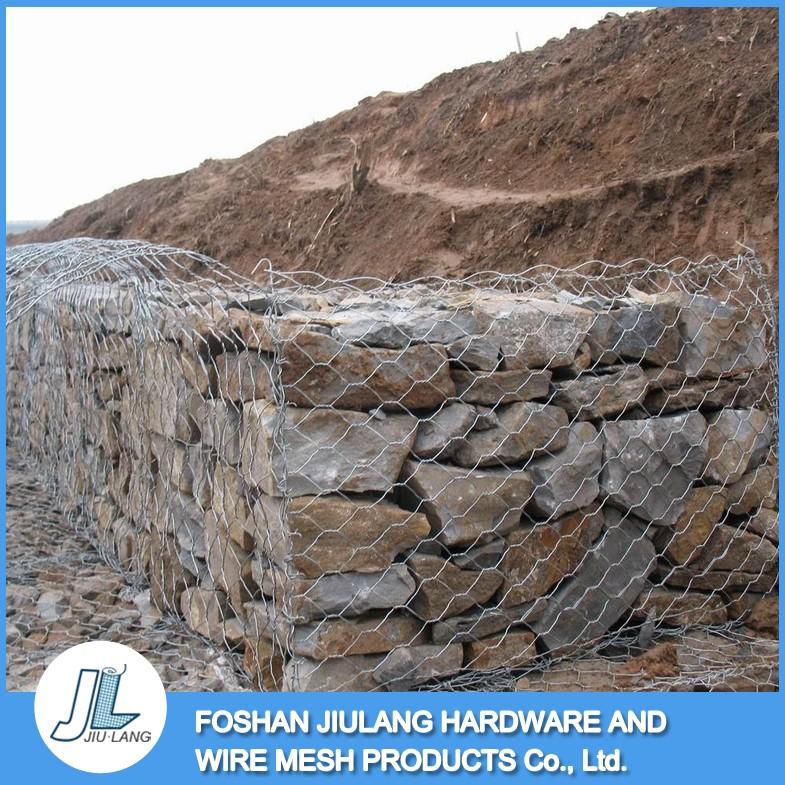 fabricante de encargo de alta resistencia para construir un muro de gaviones - Muro De Gaviones