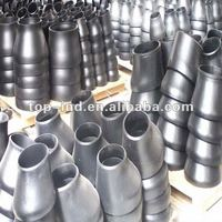 china carbon steel seamless_butt welding pipe fittings