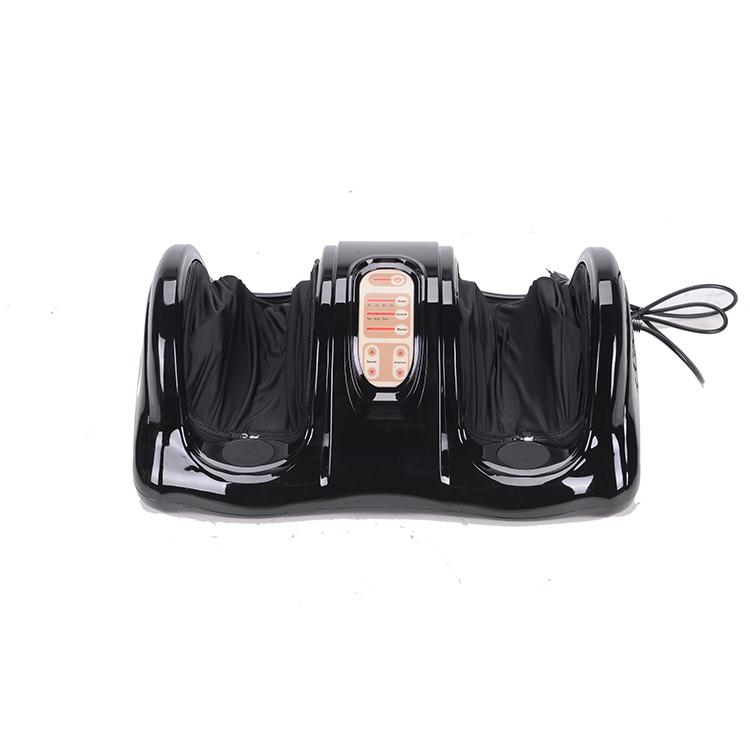 Nuovo massager del corpo gamba estetista sano efficace elettrico shiatsu del piede polpaccio massager massager del corpo con vibratore e di calore